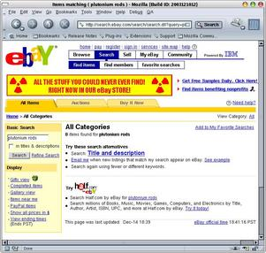 Saddam's Browser
