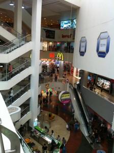 Tel Aviv Shopping Mall